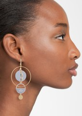 kate spade new york 'set the tone' statement earrings