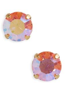 kate spade new york 'shine on' crystal stud earrings