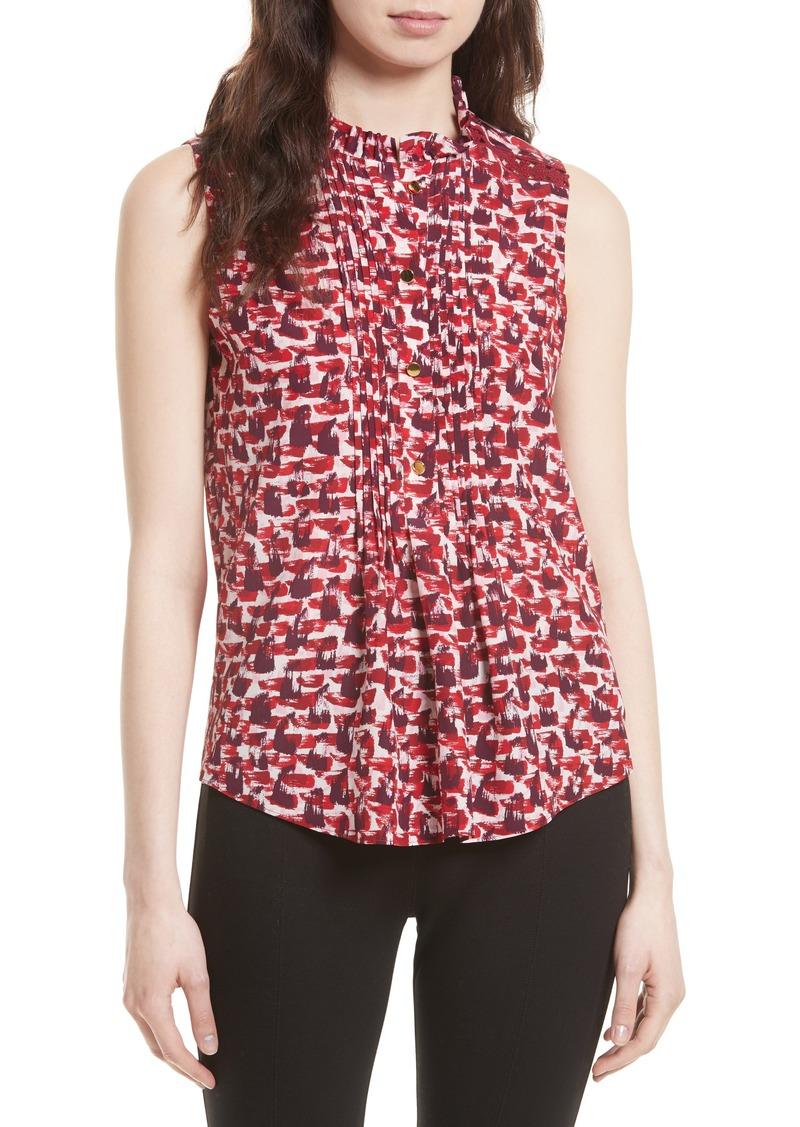 ad39f27048f362 Kate Spade kate spade new york silk sleeveless top