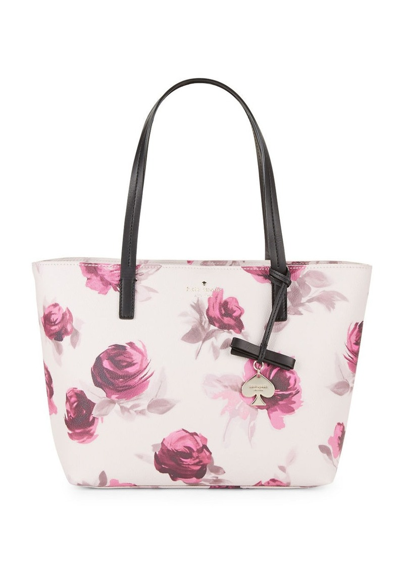 KATE SPADE NEW YORK Small Ryan Leather Tote