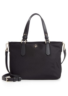 kate spade new york small taylor nylon satchel
