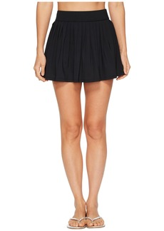 Kate Spade Solids #80 Pleated Skirt Cover-Up