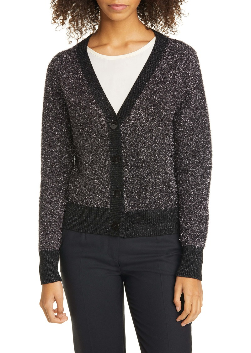 kate spade new york sparkle cardigan