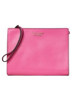 Kate Spade New York Spencer Leather Wristlet - Pink