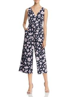 kate spade new york Splash Floral Jumpsuit