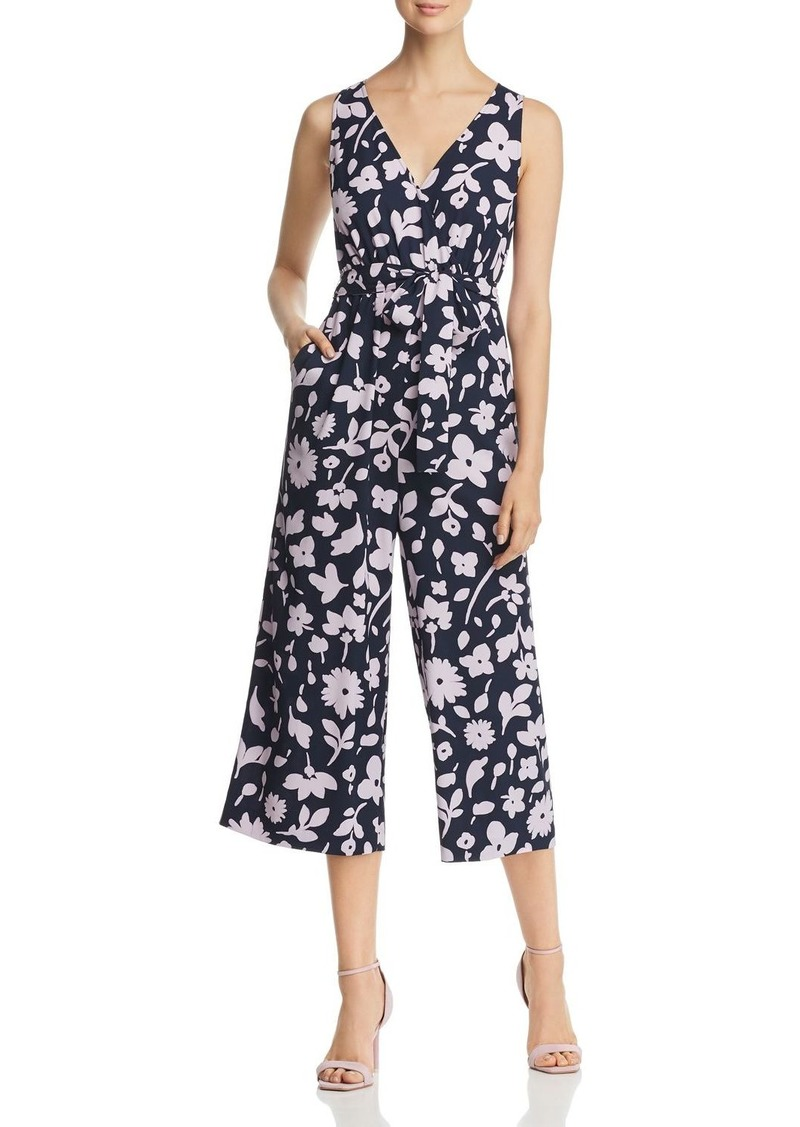 kate spade new york Splash Floral Jumpsuit