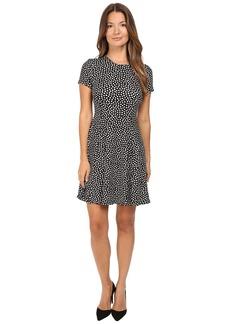 Kate Spade New York Spot Ponte Dress