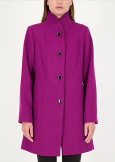 Kate Spade New York Stand-Collar Coat
