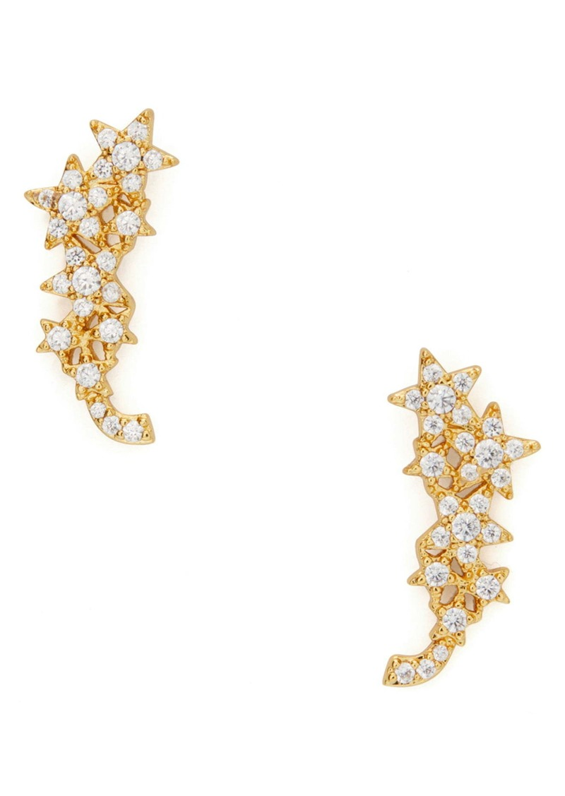 kate spade new york stargaze ear crawlers