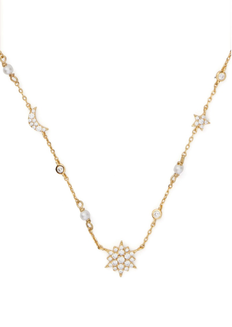 kate spade new york stargaze pendant necklace