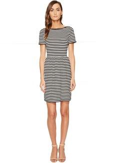 Kate Spade New York Stripe Ponte Dress