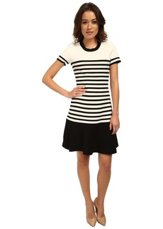 Kate Spade New York Stripe Scuba Knit Dress