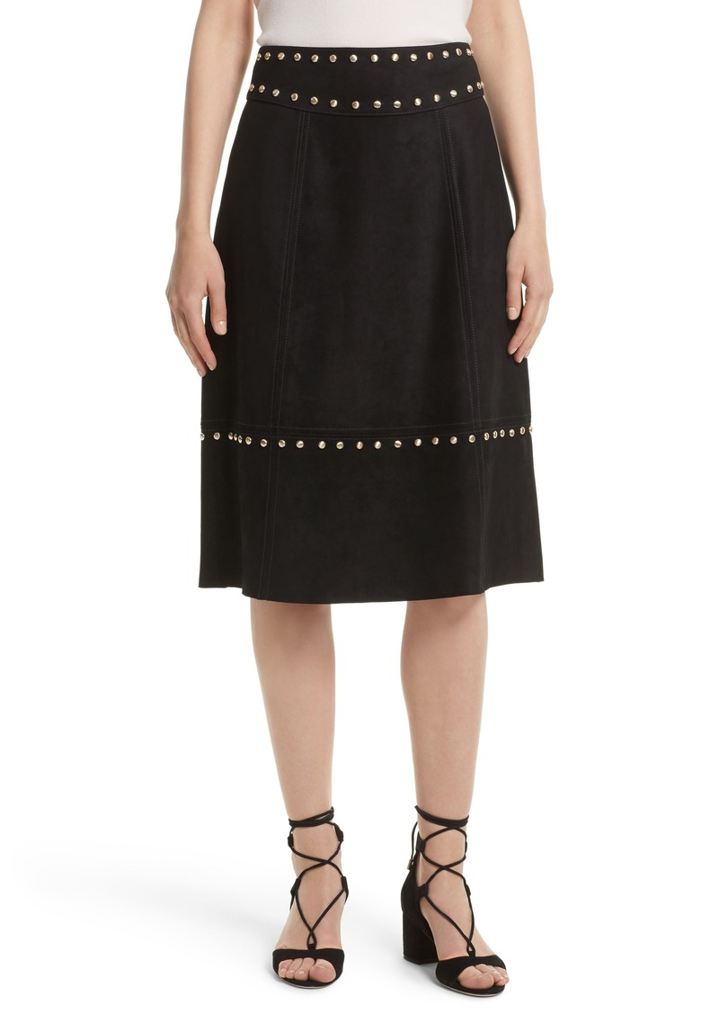 4db5d45b85 Kate Spade kate spade new york studded suede skirt