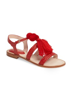 kate spade new york sunset flat sandal (Women)