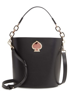 kate spade new york suzy small leather bucket bag