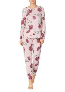 kate spade new york Sweater Knit Pajama Set