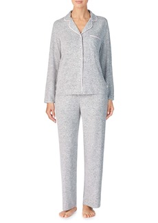 kate spade new york sweater knit pajamas