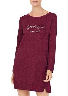 kate spade new york Sweater Knit Sleepshirt
