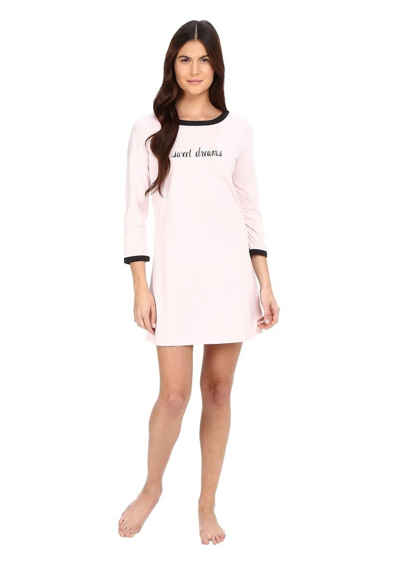 Kate Spade New York Sweet Dreams Sleep Shirt