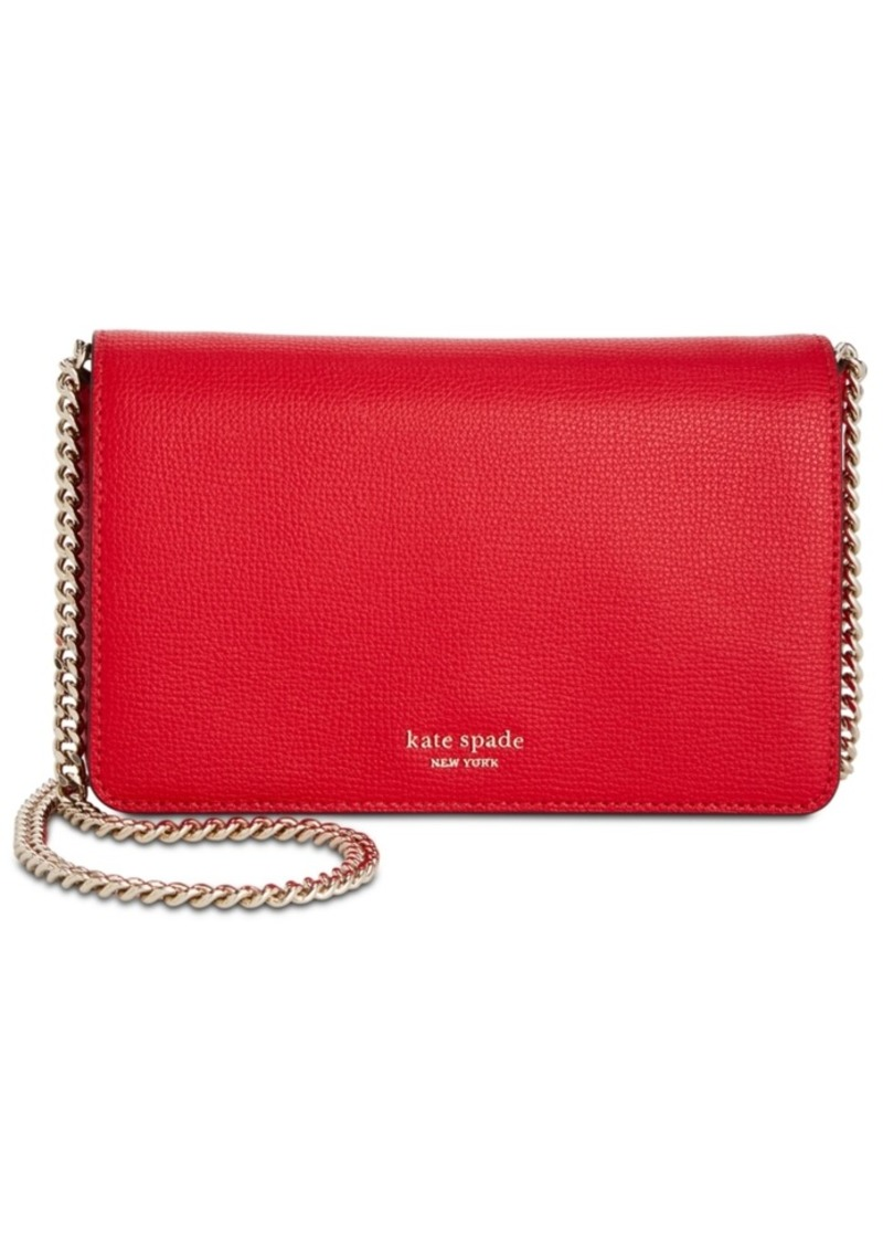 kate spade new york Sylvia Chain Crossbody Wallet