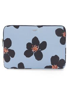 kate spade new york sylvia grand flora universal laptop sleeve