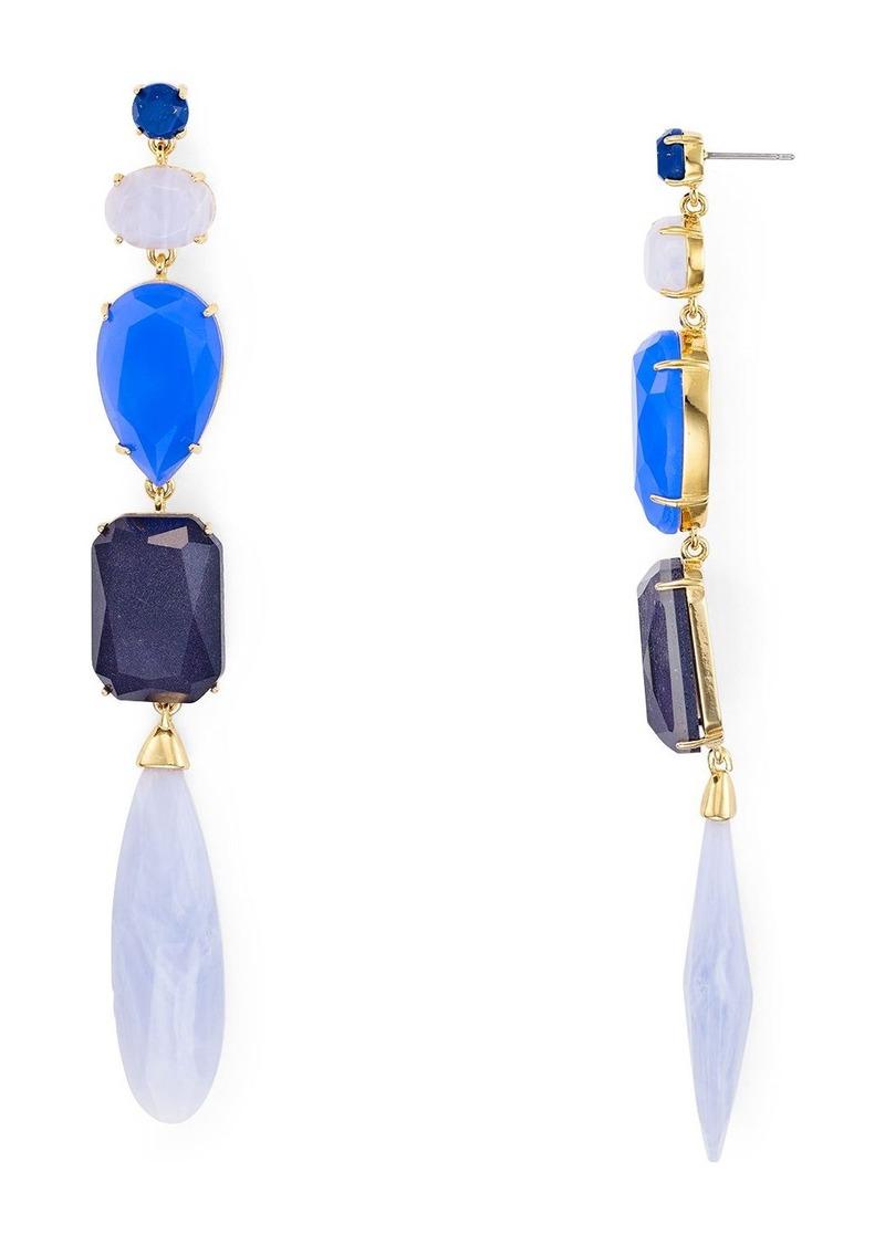 86f1d1a818a9 Kate Spade kate spade new york Symphony Sparkle Drop Earrings | Misc ...