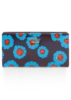kate spade new york tangier - stacy floral wallet