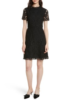 kate spade new york tapestry lace dress