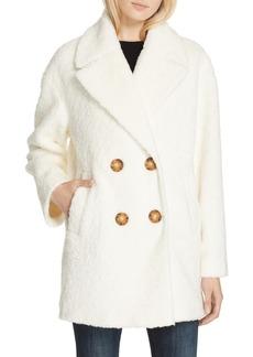 kate spade new york teddy coat