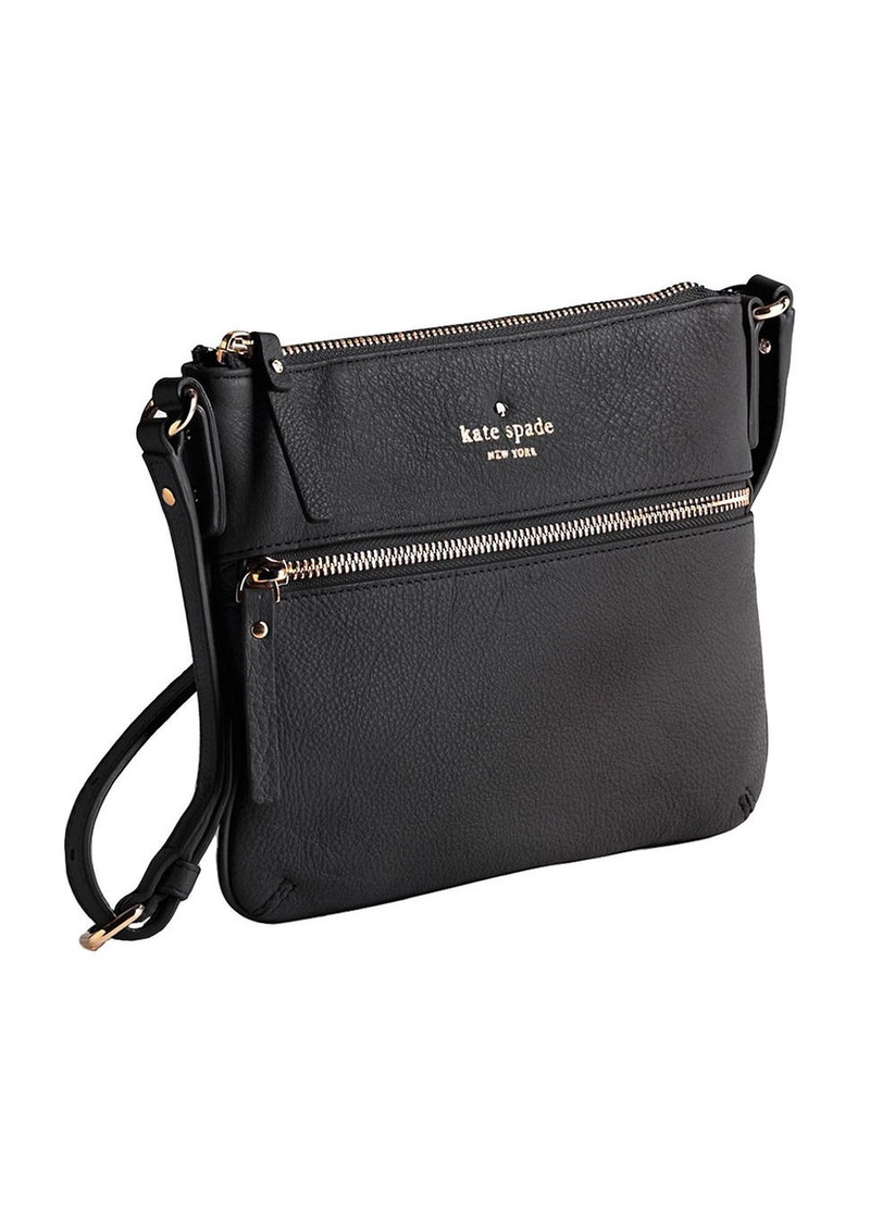 KATE SPADE NEW YORK Tenley Leather Crossbody Bag