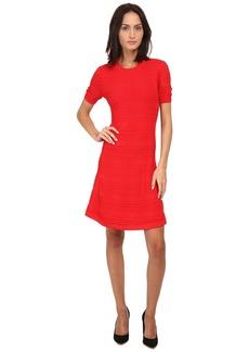 Kate Spade New York Textured Scuba Dress