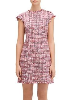 kate spade new york Textured Tweed Dress