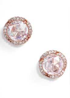 kate spade new york that sparkle large pavé stud earrings