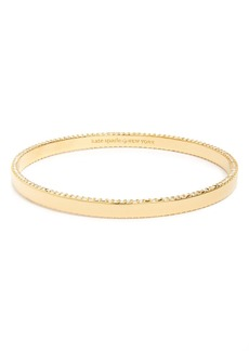 kate spade new york 'the bangles' bangle