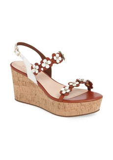 kate spade new york tisdale platform wedge sandal (Women)