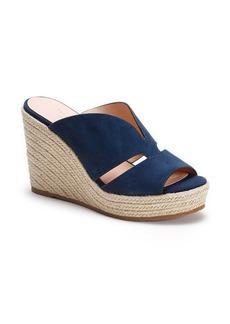 kate spade new york tropez wedge slide sandal (Women)