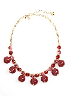 kate spade new york true colors bauble necklace