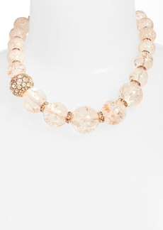 kate spade new york true colors collar necklace