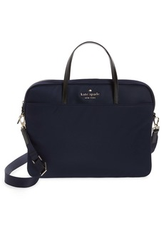kate spade new york uni slim laptop commuter bag