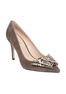 kate spade new york vanna bow pump (Women)