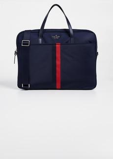 Kate Spade New York Varsity Stripe Universal Slim Laptop Bag