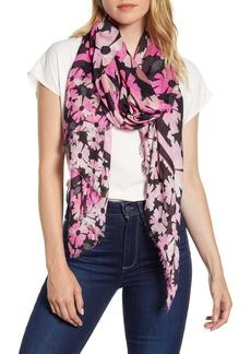 kate spade new york wallflower scarf