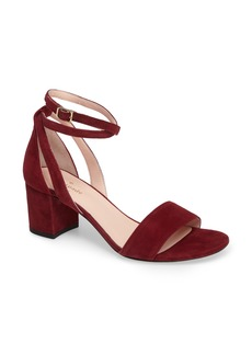 kate spade new york watson block heel sandal (Women)