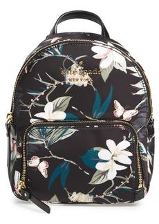 kate spade new york watson lane - botanical small hartley nylon backpack