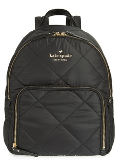 kate spade new york watson lane - hartley quilted nylon backpack