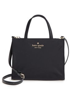 kate spade new york watson lane – sam nylon satchel