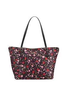 kate spade new york watson lane maya floral tote bag