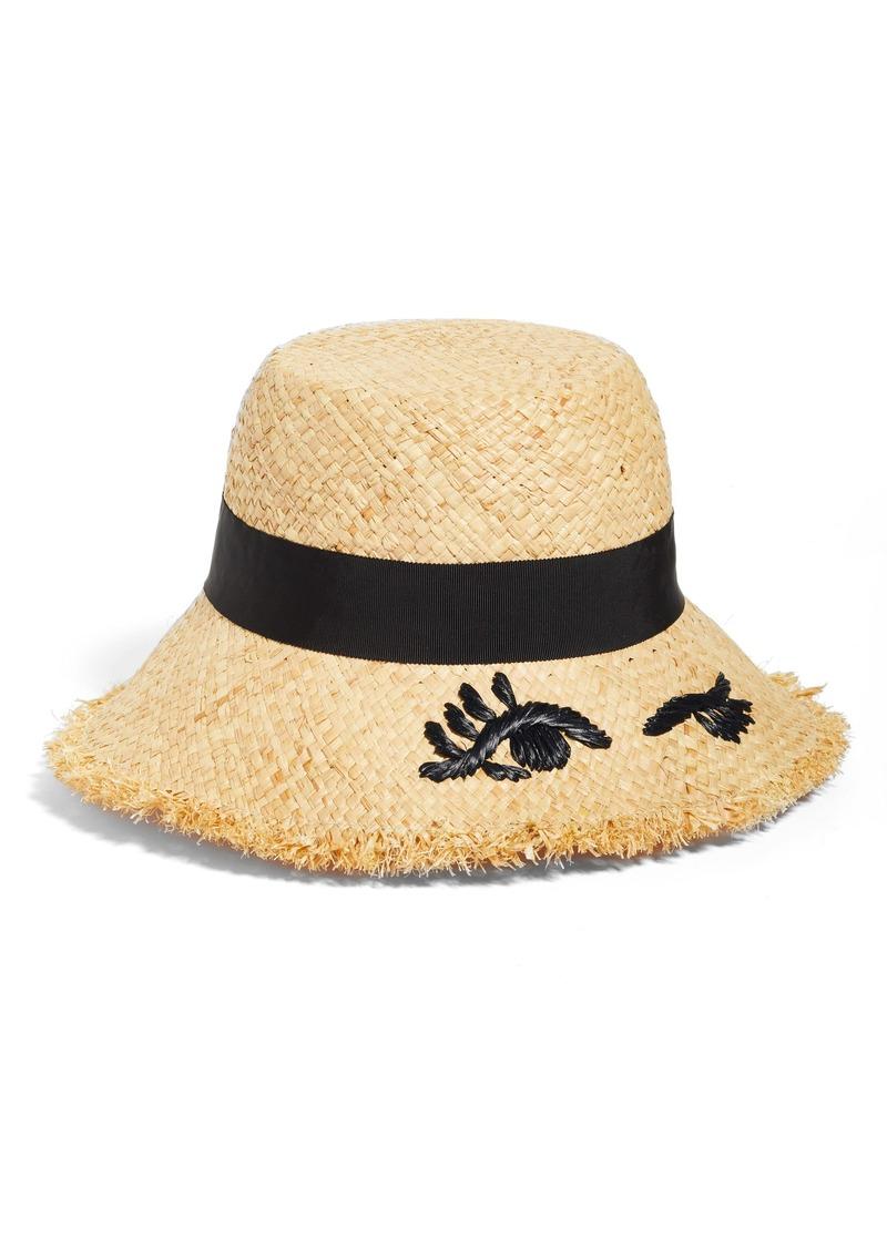 d2ceedd9b3c Kate Spade kate spade new york winking bucket hat