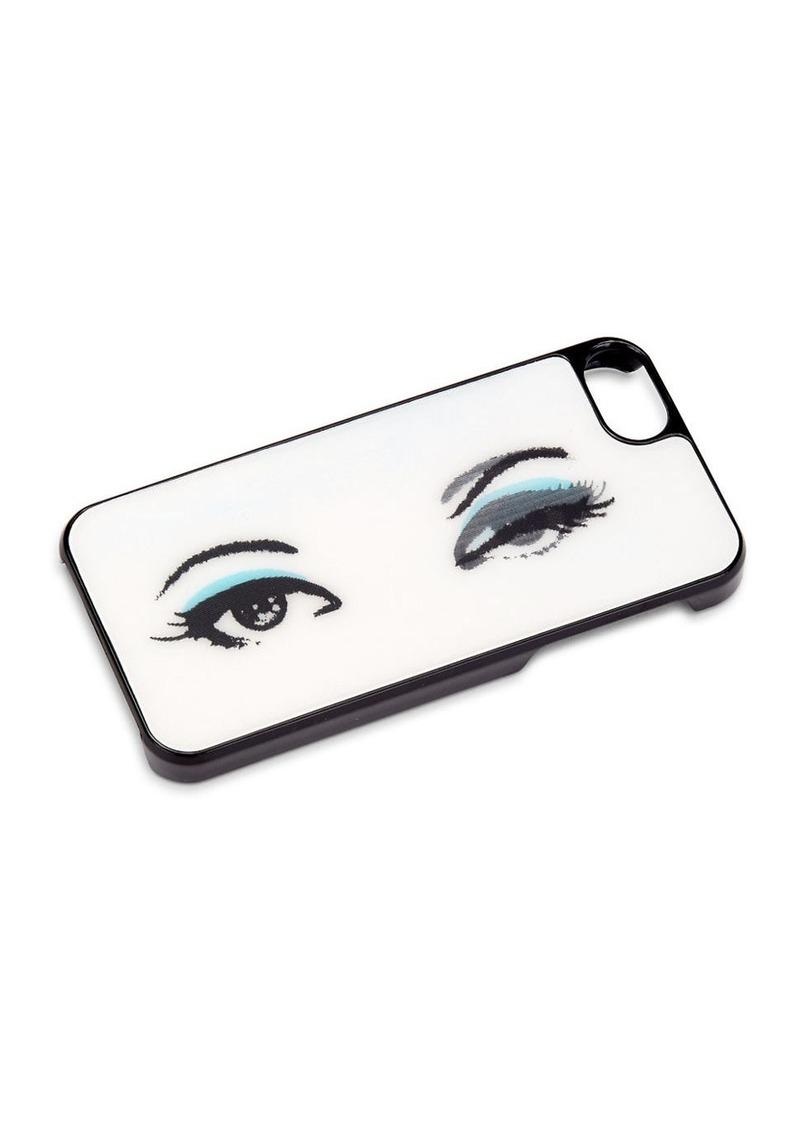 KATE SPADE NEW YORK Winking iPhone 5 Case