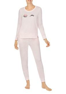kate spade new york Winking Pajama Set